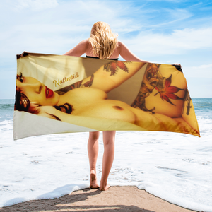 """Bedroom Eyes"" Towel by Nattestid"