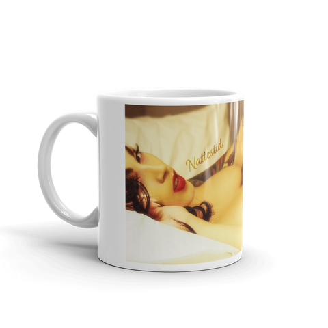 """Bedroom Eyes"" Mug by Nattestid"