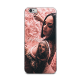 """In the Pink"" iPhone Case by Jay Lynn (More Options)"