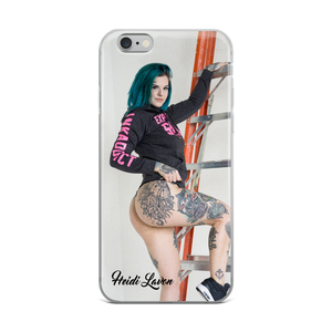 """Working Girl"" iPhone Case by Heidi Lavon"