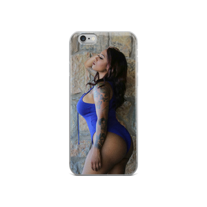 """Blue"" iPhone Case by Serenity Snow"