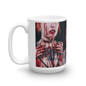 """Insatiable"" Mug by Dani Vi"