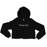 """Tianna Star"" Crop Hoodie by Tianna Star"