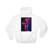 "Unisex ""Pink and Purple IMG"" Hoodie by Natasha Grey (More Options)"