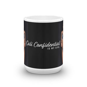 """Mood"" Coffee Mug by Cali Confidential (More Options)"