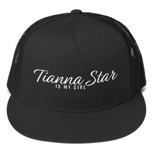 """Tianna Star IMG"" Snapback Trucker Hat by Tianna Star"