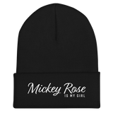 """Mickey Rose IMG"" Beanie by Mickey Rose (More Options)"