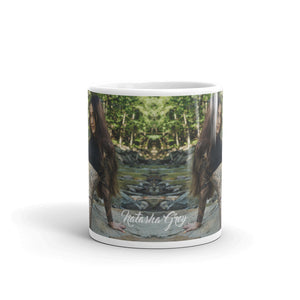"""Natural Beauty"" Coffee Mug by Natasha Grey (More Options)"
