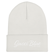 """Gucci Blue IMG"" Knit Beanie by Gucci Blue (More Options)"