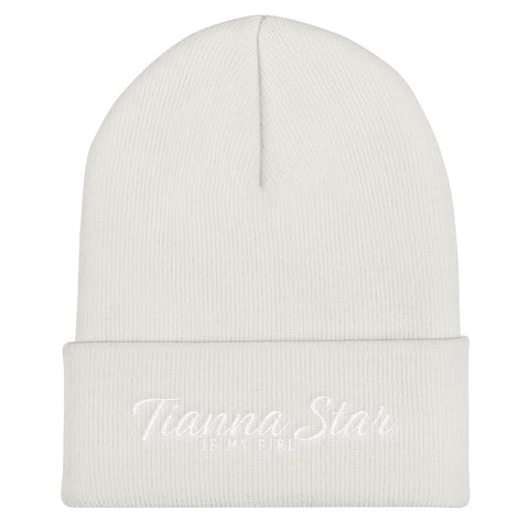 """Tianna Star IMG"" Knit Beanie by Tianna Star (More Options)"