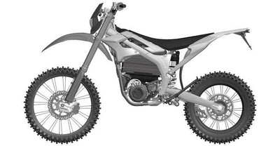 Sur-Ron high power full-size electric off-road motorcycle.
