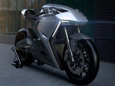 Ducati electric looks like it will be an absolute work of art