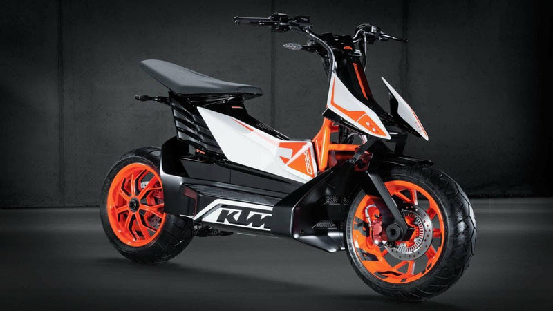 KTM e-speed interesting spec