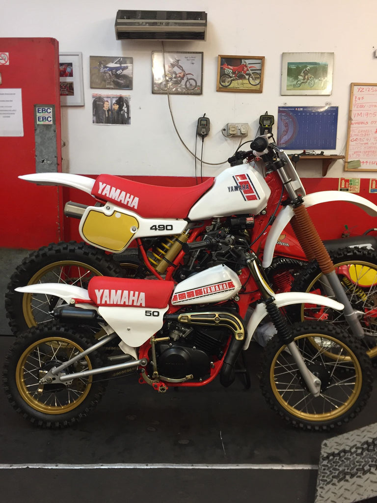 Like a bit of old school EVO Motocross?