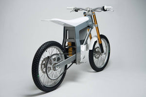 Cake Motorcycles unveil electric MX track concept