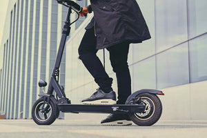 Ban on electric scooters on UK roads could end, says minister