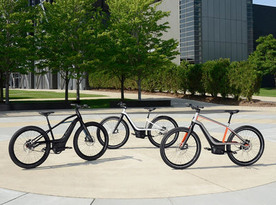 Harley-Davidson Trades Loud Pipes For Pedals With Reveal Of Three Prototype Electric Bicycles