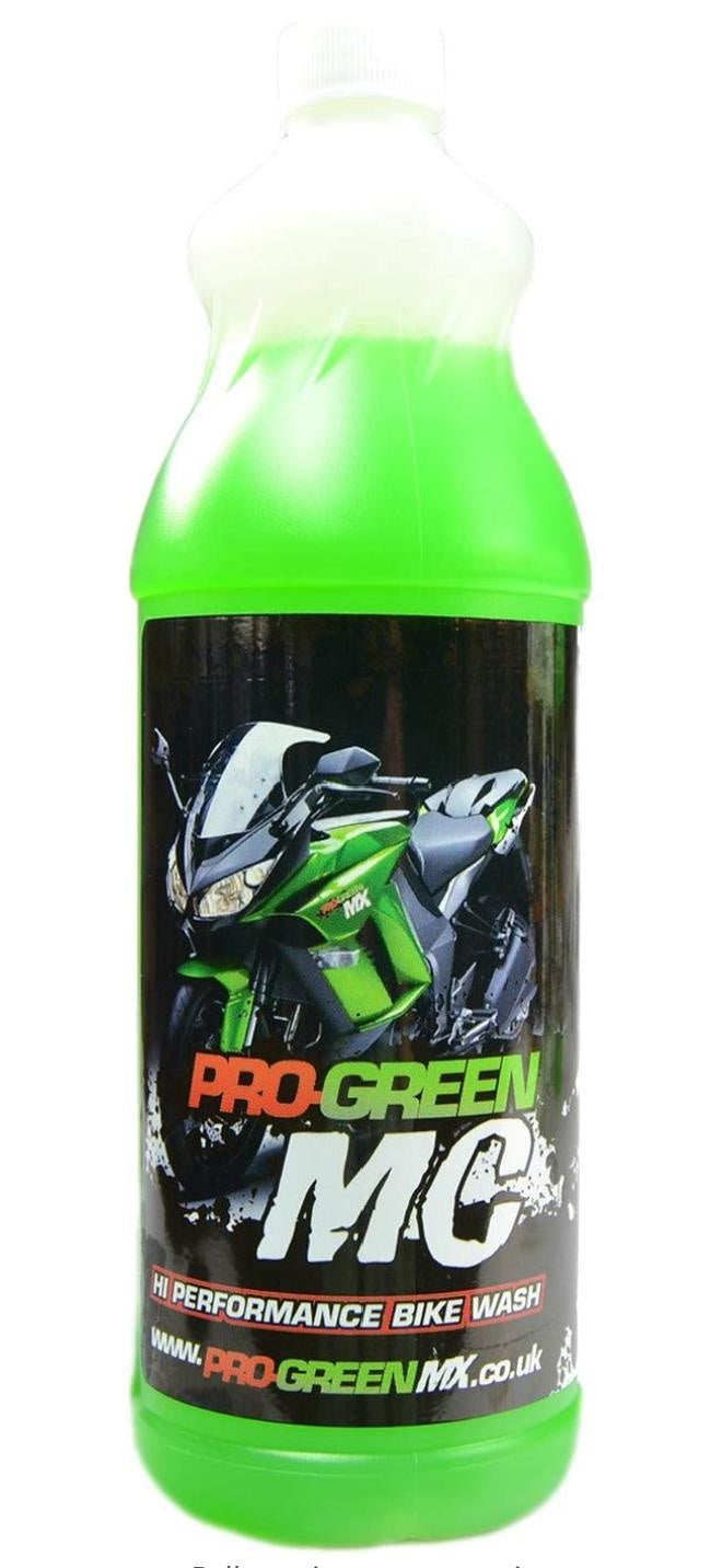 Pro-GreenMC Bike Wash (1Ltr) - Stag Motorcycles