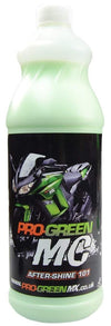 Pro-GreenMC After-Shine 101 (1Ltr) - Stag Motorcycles