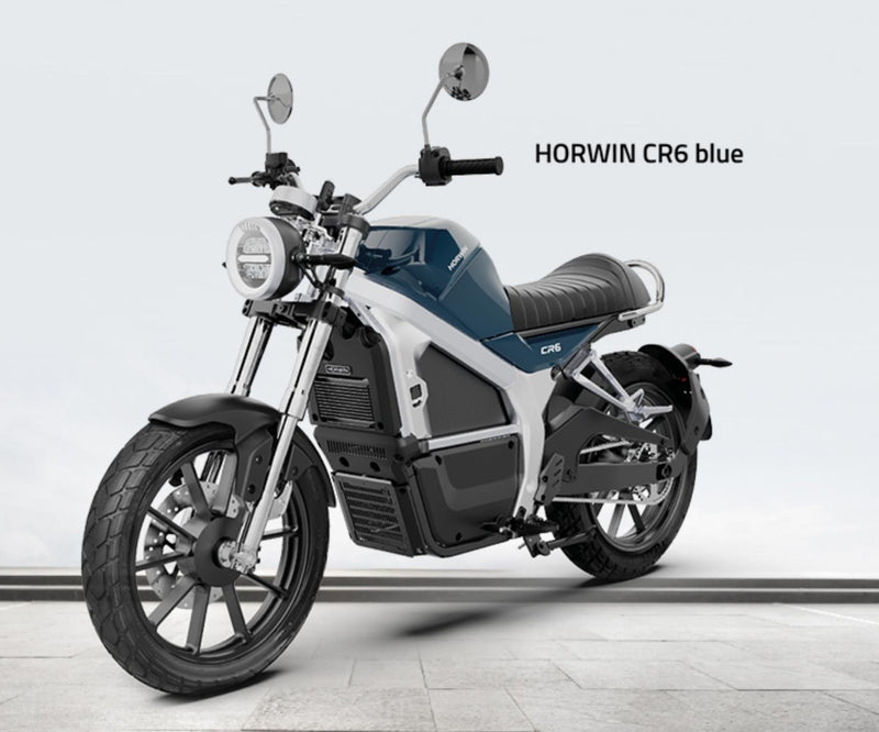 Horwin CR6 - Stag Motorcycles