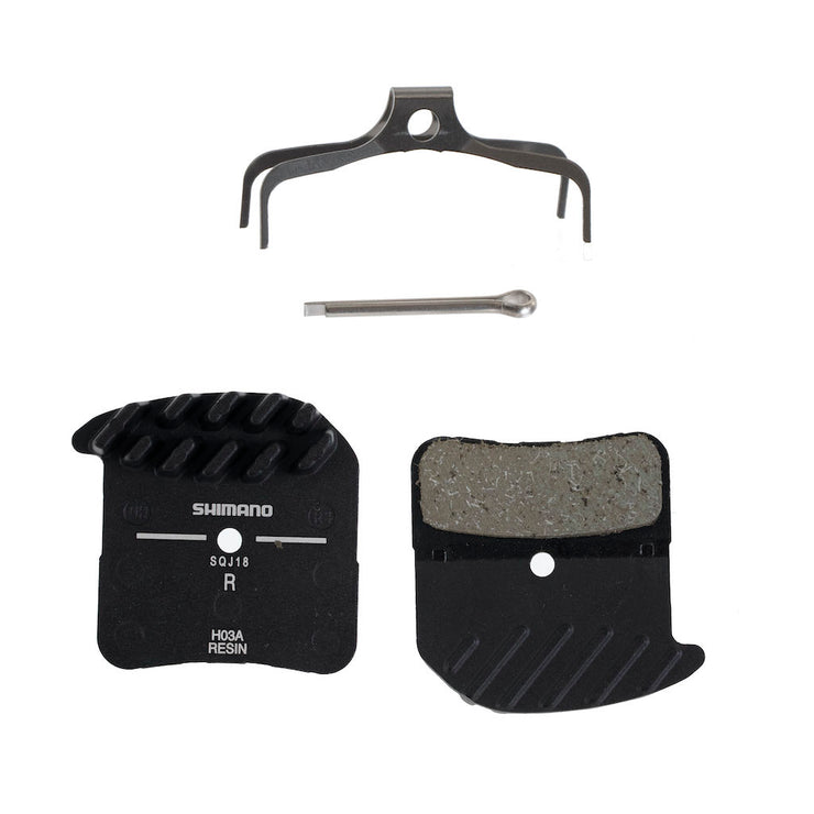Shimano ICE Saint Zee Disc Brake Pads - Stag Motorcycles