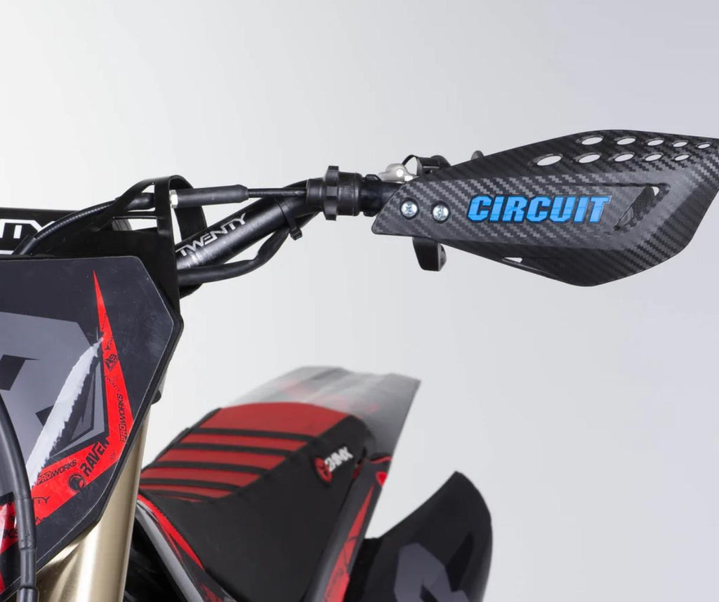 Circuit Equipment Vector Handguards - Stag Motorcycles
