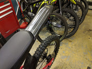 Sur-Ron Carbon Fibre rear mudguard / fender(extra long) - Stag Motorcycles