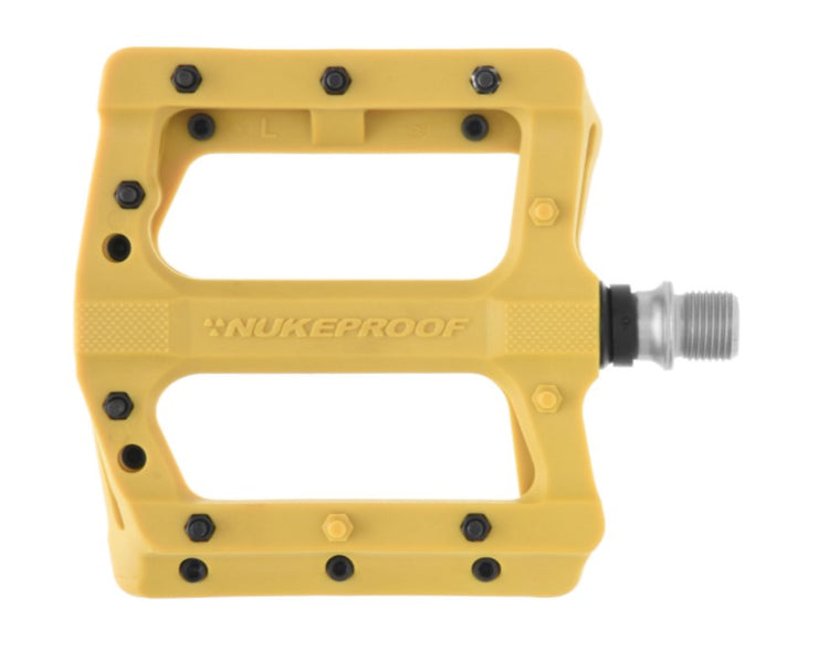 Nukeproof Neutron Evo Pedals - Stag Motorcycles