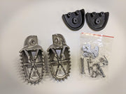Sur-Ron Wide Foot Peg Set - Stag Motorcycles