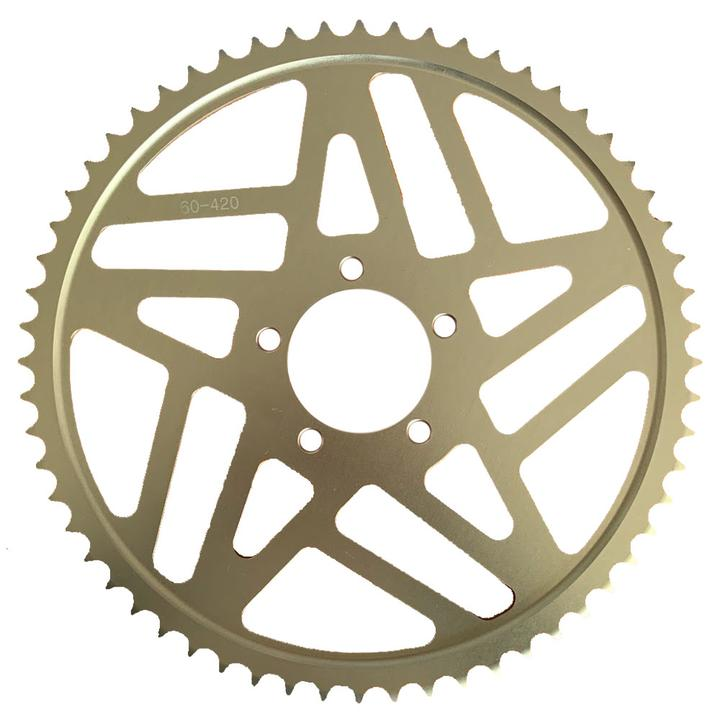 Sur-Ron Light bee Aluminium Sprocket - Stag Motorcycles
