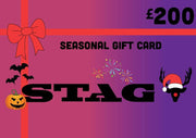 Stag Motorcycles eGift Card - Stag Motorcycles