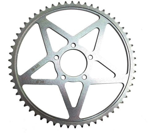 Sur-Ron Light bee 58 tooth rear sprocket - Stag Motorcycles