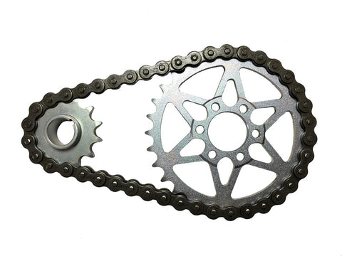 Sur-Ron Light Bee Primary Transmission Chain Conversion Kit - Stag Motorcycles