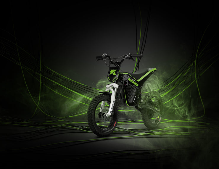 Kuberg Cross Hero - Stag Motorcycles