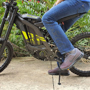 Sur-Ron Kaniwaba pedal kit (NOW with easy install POWER option) - Stag Motorcycles