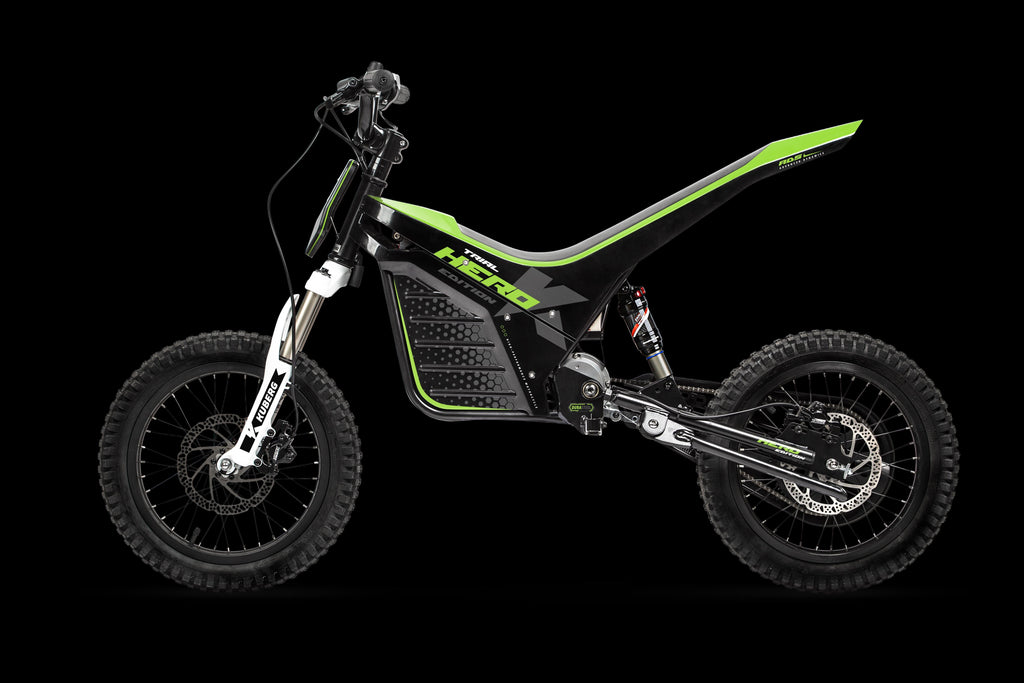 Kuberg Trial Hero - Stag Motorcycles