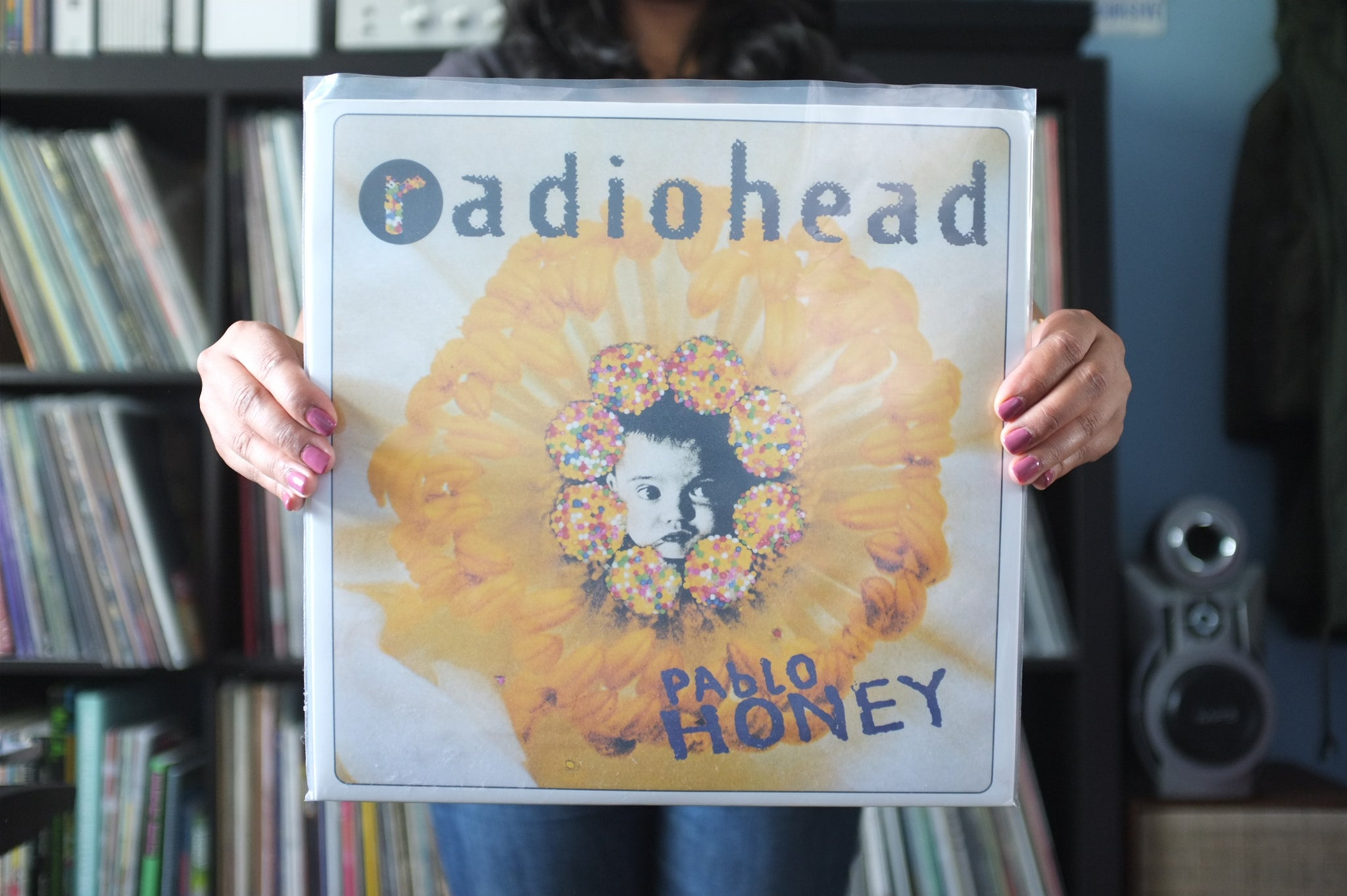 Radiohead - Pablo Honey - VEE's Record Shelf