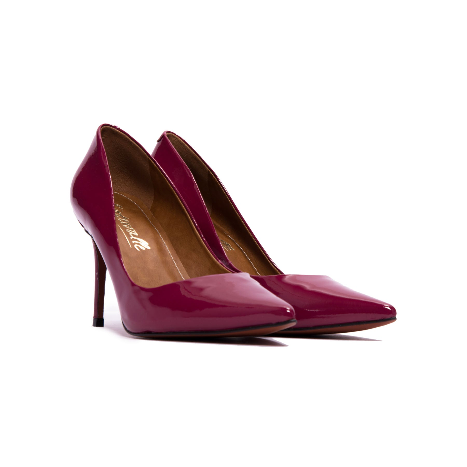 Lia Purple Patent