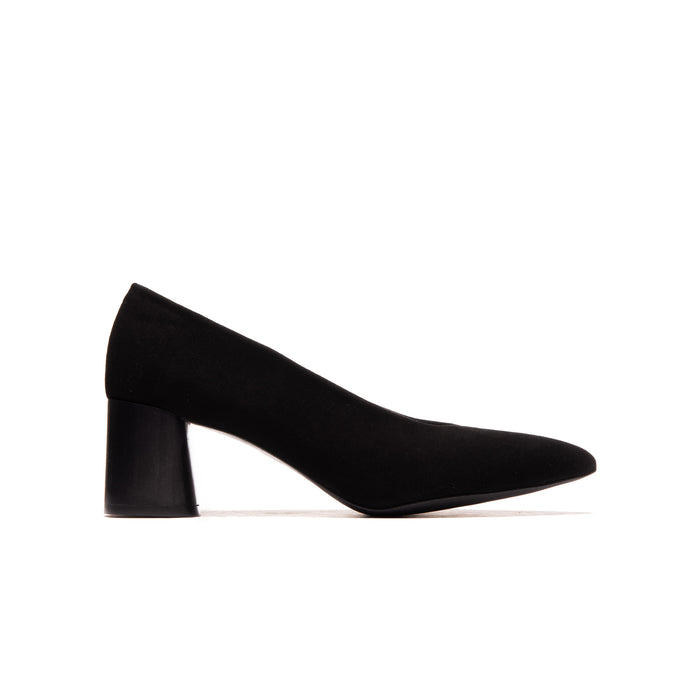 Criquet Black Suede