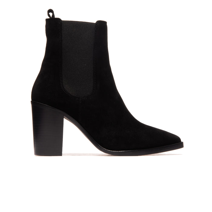 Salvadore Black Suede
