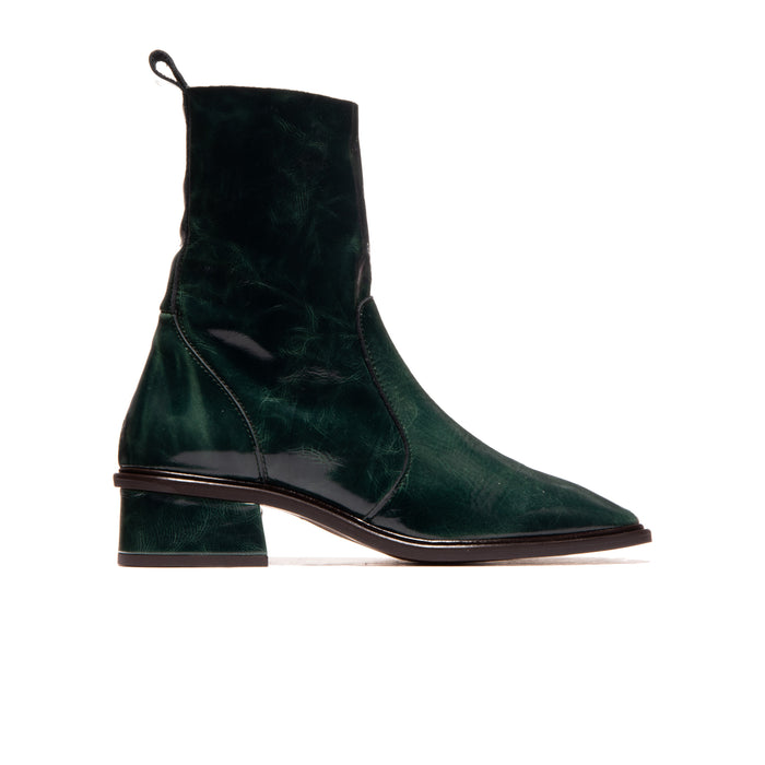 Brixton Green Leather