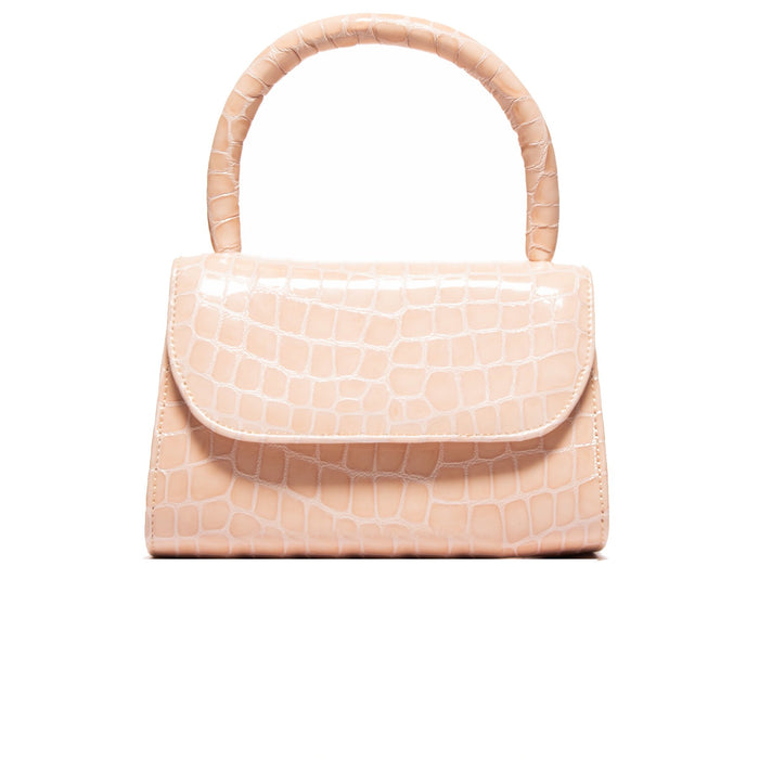 Anina Beige Croco Leather