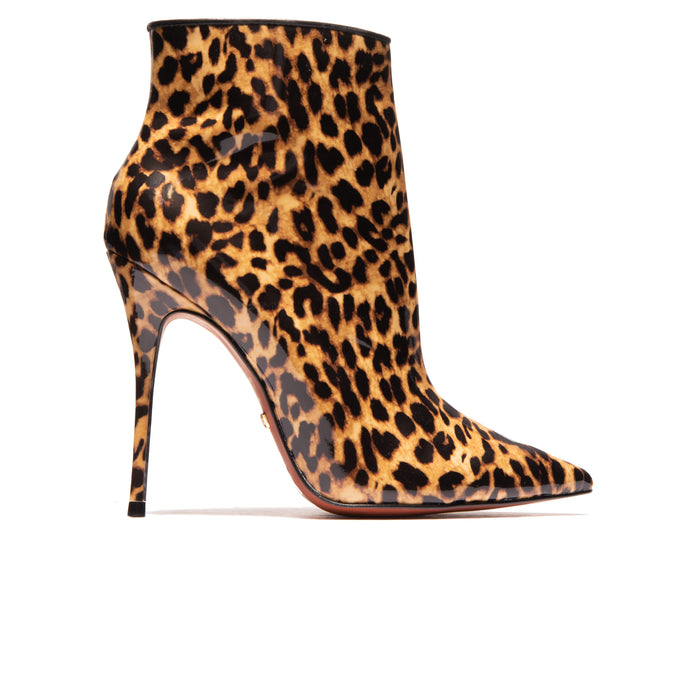 Maringa Leopard Patent Leather