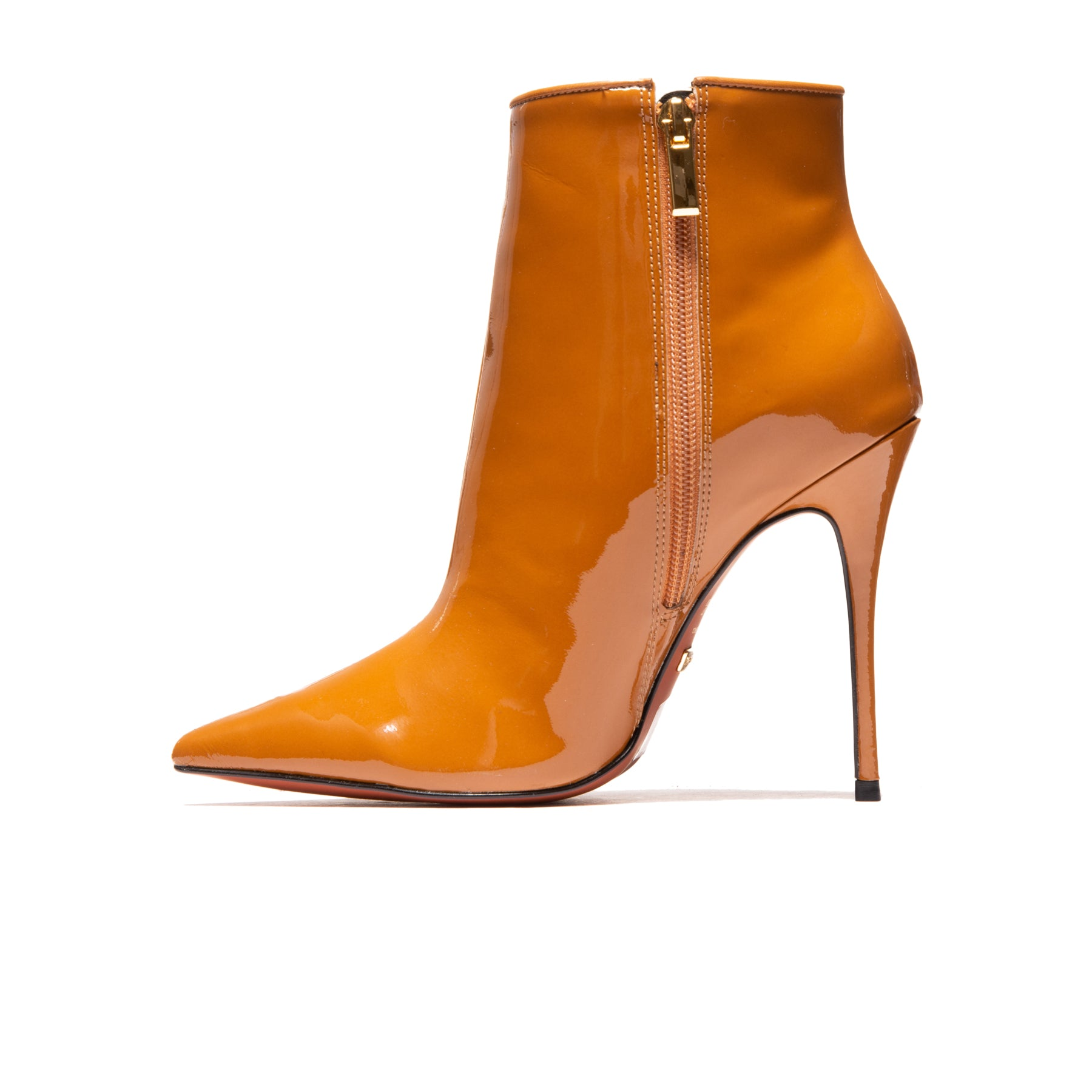 Maringa Honey Patent Leather