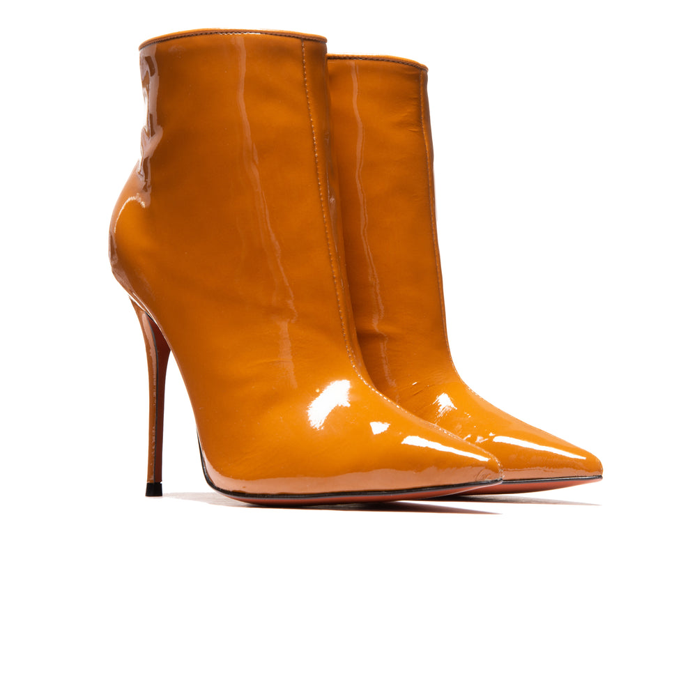 Load image into Gallery viewer, Maringa Honey Patent Leather