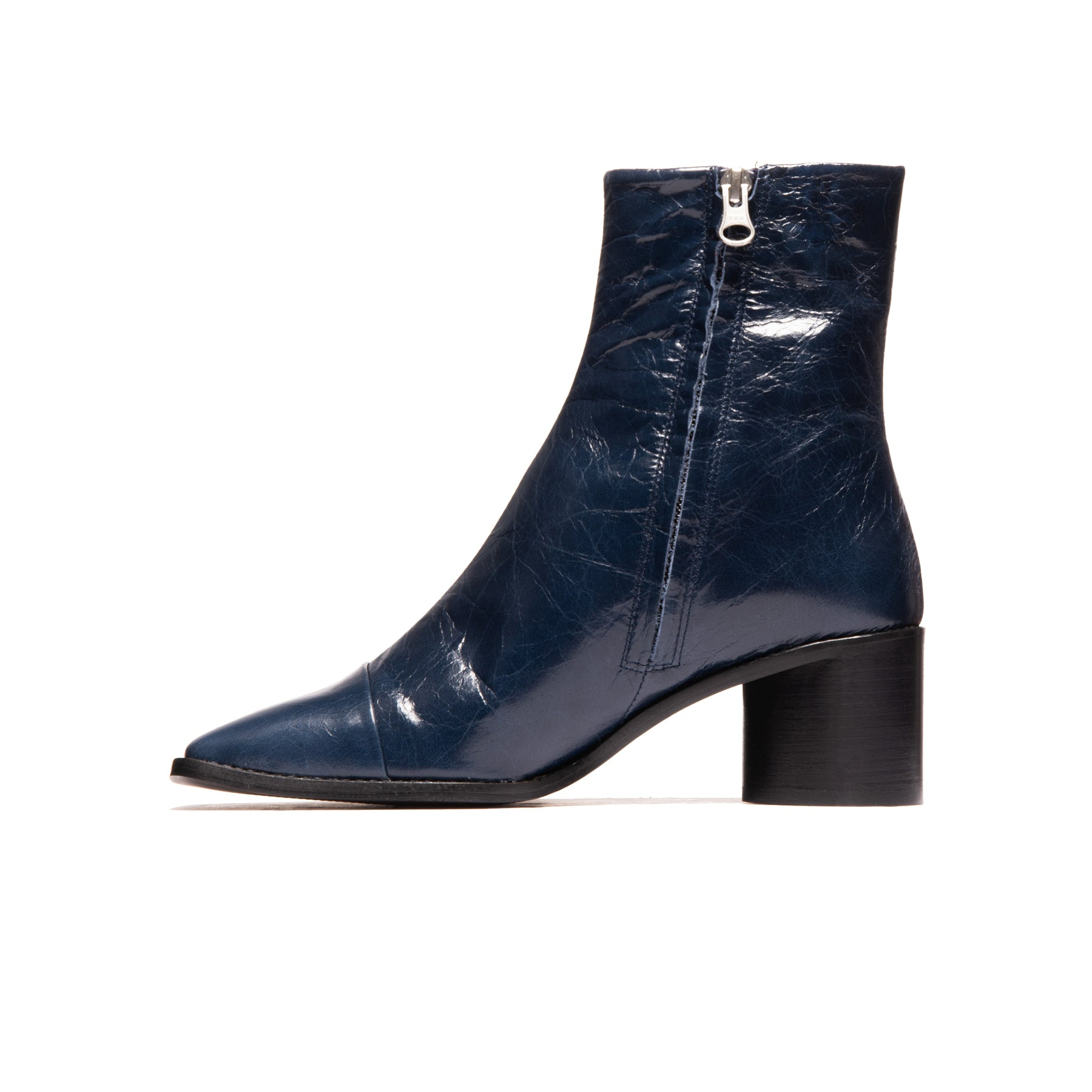 Kiels Navy Leather
