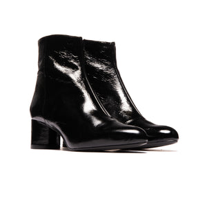 Fredonia Black Leather