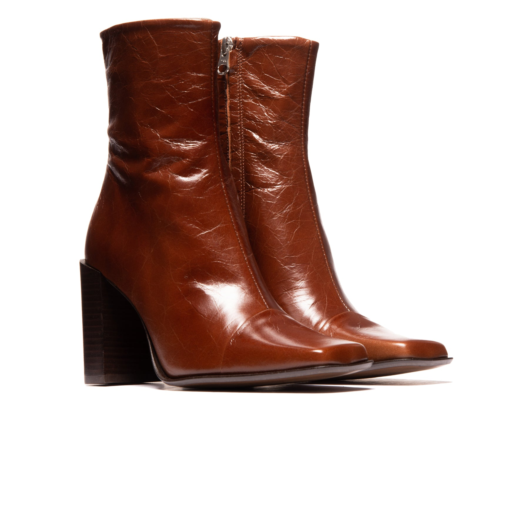 Stirling Chestnut Leather
