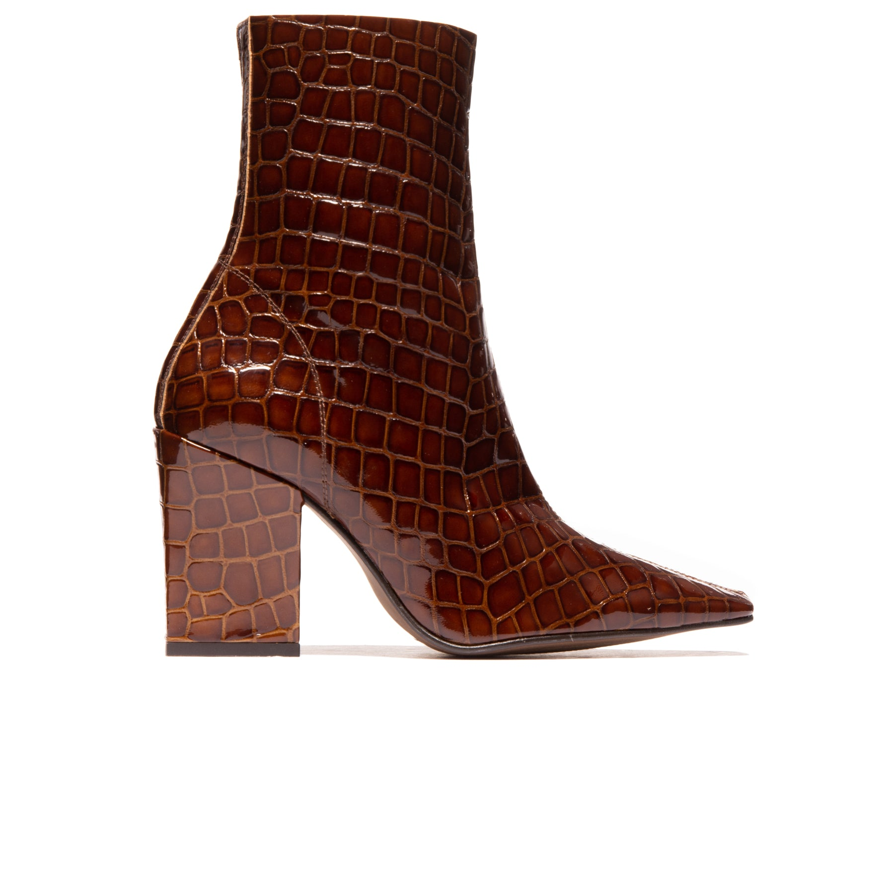 Kelso Tan Croco Leather