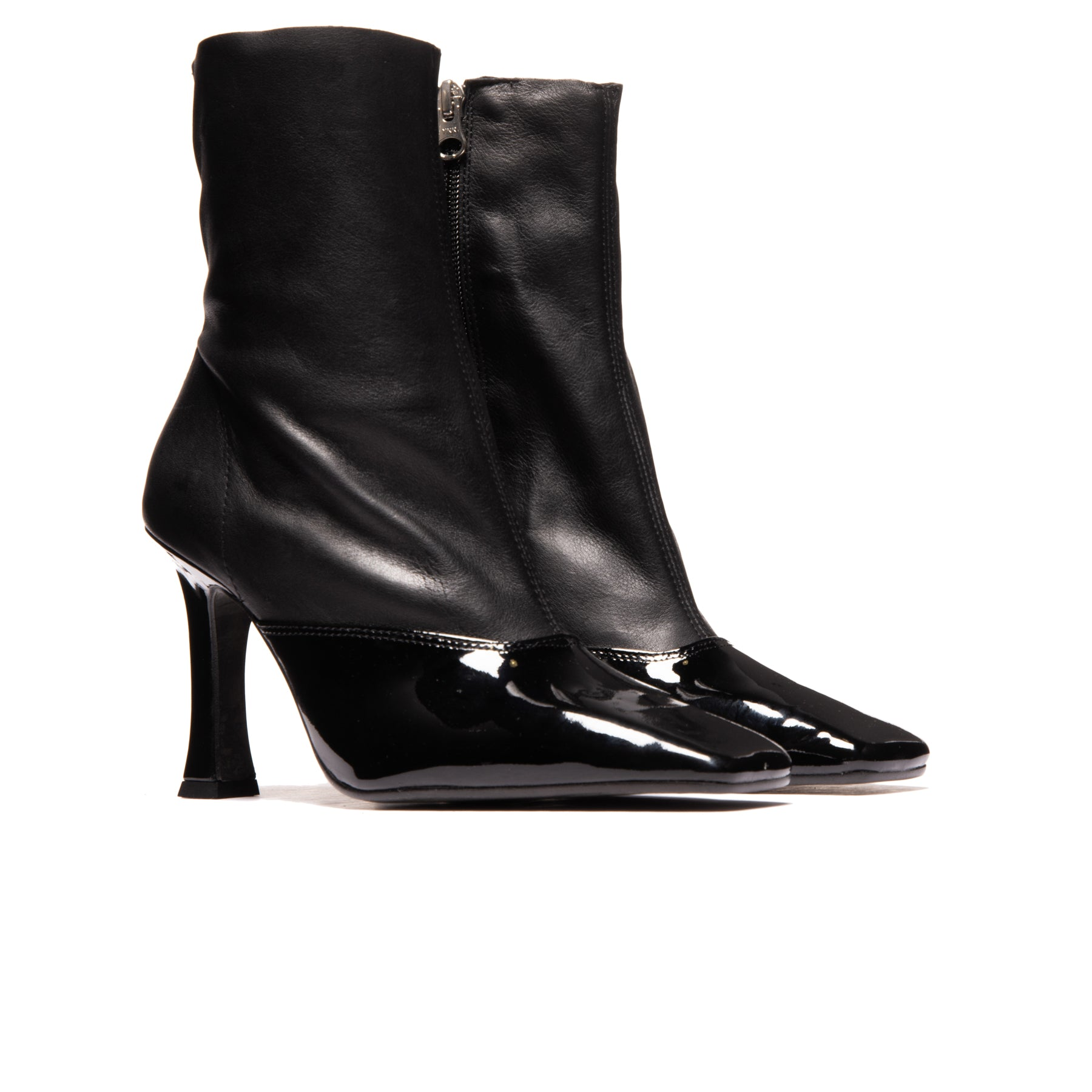 Orabelle Black Patent Leather